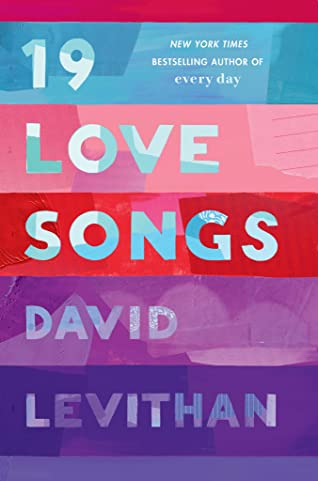 19 Love Songs Cover