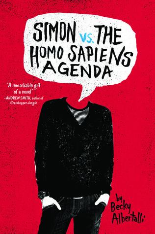 Simon vs the Homo Sapiens Agenda cover